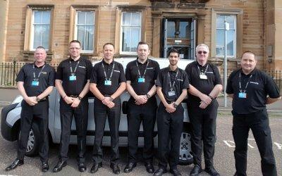 Assured 24 Security Response Team Training
